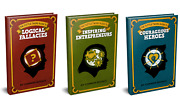 Tuttle Twins Guidebook Combo 3 Book Set Logical Fallacies And More