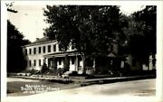Rppc 1920and039s. Nauvoo Ill. Home Built From Stones Of Temple. Postcard Lk22