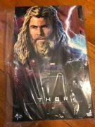 New Hot Toys 1/6th Scale Thor Avengers Endgame Collectible Figure Mms557