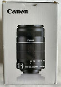 Canon Ef-s 55-250mm F/4.0-5.6 Is Ii Zoom Lens For Canon Digital Slr Cameras