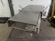 Shampaine Division S 2605 Operating Room Surgical Table As Is