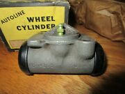 Rebuilt Wagner Lockheed Front Right Wheel Cylinder 1952-1963 Willys Wagon Truck