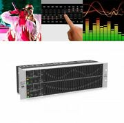 Behringer Fbq6200hd High-definition 31 Band Stereo Graphic Equalizer From Japan