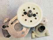 Vintage Rc10 Stealth Transmission W Metal Gears New 81t Spur Rare Motor Mount W