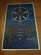 Phil Lesh String Cheese Govt Mule Moe Galactic 1999 Poster Dead And Co