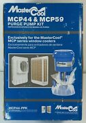 Mastercool Purge Pmcp44 And Mcp59 Pump Kit For Window Swamp Coolers Ss1