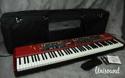 Nord Stage 2 Ex88 Weighted Hammer Action Synthesizer In Excellent Condition