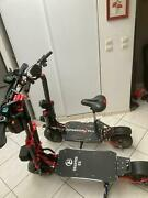 13in Electric Scooters Adults Tires Big Wheel 85km/h Kick Scooter Dual Motor