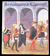 Book Renaissance Cassoni Early Italian Art Painted Marriage Chests 1400-1550 Old