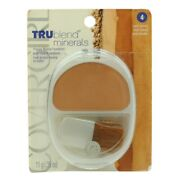 Cover Girl Trublend Pressed Mineral Foundation 4 Soft Honey