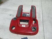 2003 Craftsman Dyt 4000 Lawn Tractor Riding Mower 21.0 Hp 48 Red Hood Deck