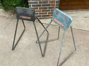 Vintage Johnson Outboard Motor Stand