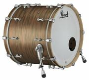 Rfp2414bx/c415 Pearl Music City Custom Reference Pure 24x14 Bass Drum