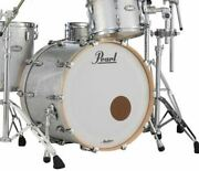 Pearl Music City Custom Reference Pure 22x20 Bass Drum Classic Silver Sparkle C4
