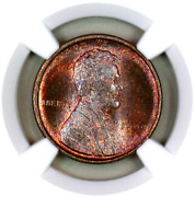 1909-s Ms66 Rb Ngc Lincoln Wheat Penny Registry Quality Collection