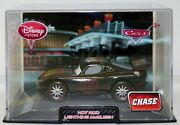 Disney Cars Disney Store Exclusive Hot Rod Lightning Mcqueen Black Chase