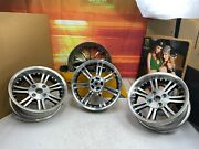 🔥genuine 09-21 Harley Touring Trike Tri Glide Front And Rear Wheels Oem🔥