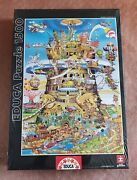 Puzzle 1500, Educa, The Tower Of Babel