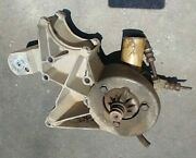 88-97 Ford F250 F350 460 7.5l Power Steering Pump And A/c Bracket