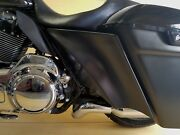 Harley Davidson Side Fairings Left And Right For All Touring Models 2009-up