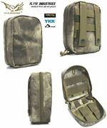Flyye Molle Tactical Medic First Aid Kit Pouch Andndash A-tacs Au