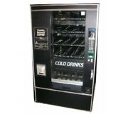 National 475 Refreshment Center Cold / Hot Beverage /glass Front Location Ready