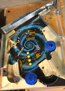 Black Hole Pinball Machine Game Gottlieb Playfield Used As Is Free Shipping