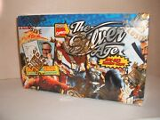 Fleer Skybox Marvel The Silver Age Trading Cards Factory Sealed Box Very Rare