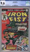Iron Fist 2 Cgc 9.6 White Pages