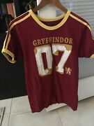 The Wizarding World Of Harry Potter Gryffindor T-shirt Jersey Men's Small