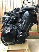 Kawasaki Z1000 Z1000r Engine And Wiring Loom Complete 2018 7317 Mile Fully Running