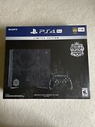 Playstation 4 Pro - Ps4 - Kingdom Hearts 3 Limited Edition Console - 1tb Usa New
