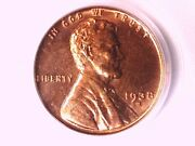 1938 S Lincoln Wheat Cent Penny Pcgs Ms 66 Rd 06672238