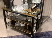 Maitland Smith 8130-36 - Trolley Serving Cart