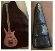 Warwick Thumb Nt 1990s Plain Inlays Electric Bass Guitar Made In Germany