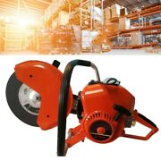 Pro Saw Concrete Cutter Metal Pipe Pavers Cutting Saw+blade/oiler/master Cylind