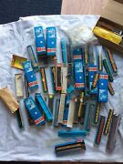 Southern Pacific Lines Model Trains Box Of 50 Plus