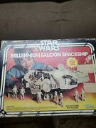 Kenner 1977 Star Wars Millenium Falcon With Box. Canadian Edition Rare