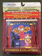 Brenda The Magical Mouse Andldquohamburgers And French Fries For Everyoneandrdquo Book And Figure