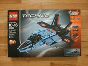Lego Technic 42066 Air Race Jet With Power Functions New In Sealed Box