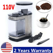 Electric Burr Coffee Bean Grinder With 9 Grind Speeds Stainless Steel Gs-85d Us