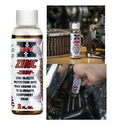 Rev-x Zddp Oil Additive Zinc And Phosphorus Engine Oil Restore The Protection 2 Oz