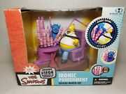 Mcfarlane Toys The Simpsons Ironic Punishment Deluxe Box Set Action Figure New