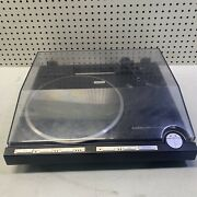 Pioneer Pl-l1000a Turntable Vintage For Parts/repair Cool Old Collectible