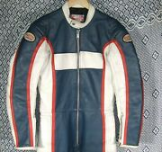 Vintage Rivett's Of London One Piece Motorcycle Leathers 40