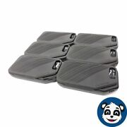 Lot Of 6 - Plantronics For Voyager 5200 5210 Headphone Charging Only Case Box.