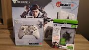 Gears Of War 5 Xbox One X Console Limited Edition Brand New