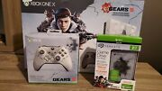 Gears Of War 5 Xbox One X Console