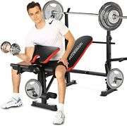 Muti Types Adjustable Weight Bench For Full Body Workout, Weight Benches