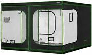 Vivosun Grow Tent 8and039x8and039 Mylar Hydroponic For Indoor Plant Growing96x96x80